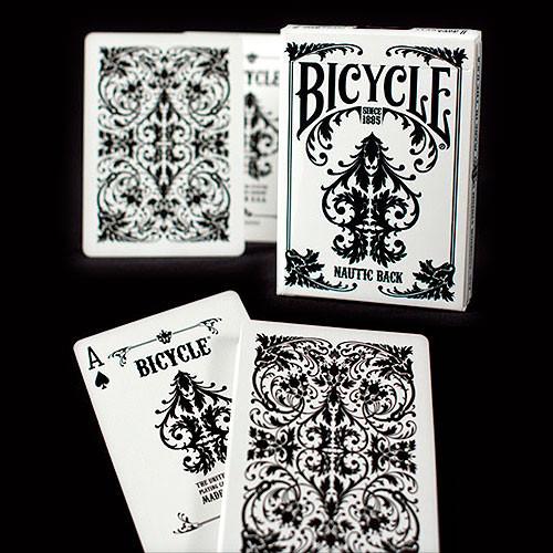 Bicycle - Nautic - White