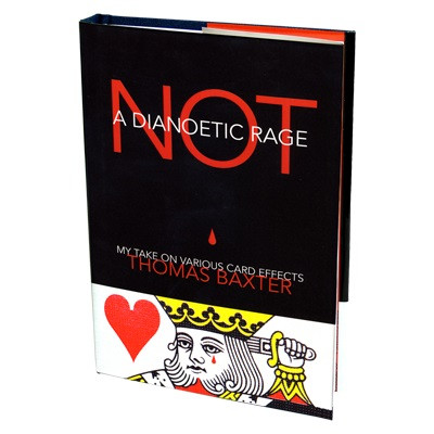 Not a Dianoetic Rage by Thomas Baxter