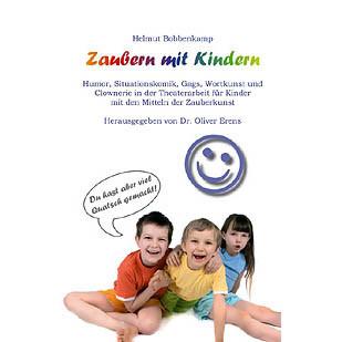 Zaubern mit Kindern von Helmut Bobbenkamp