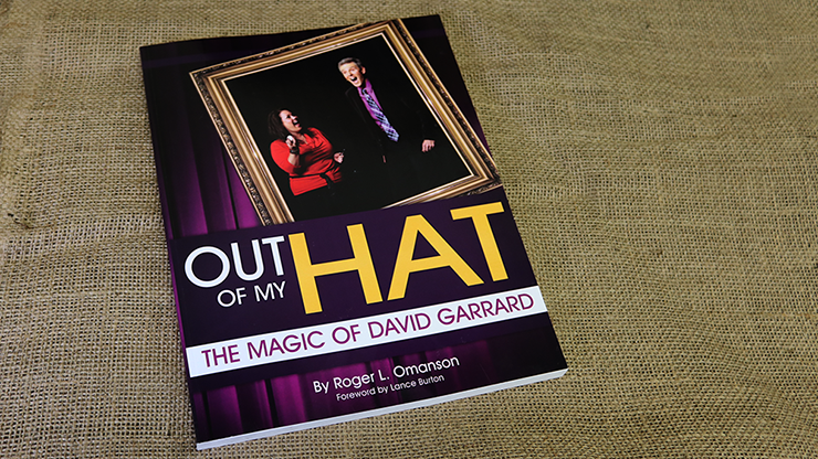 Out Of My Hat (Softbound) by David Garrard