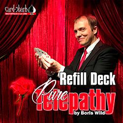 Pure Telepathy - Refill Deck