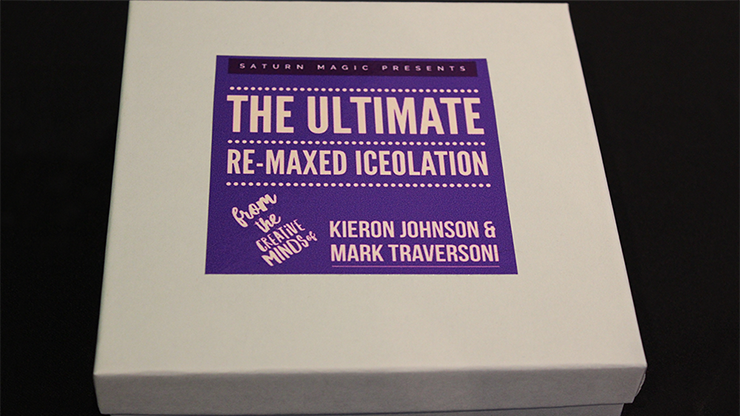 The Ultimate Re-Maxed Iceolation by Kieron Johnson and Mark Traversoni