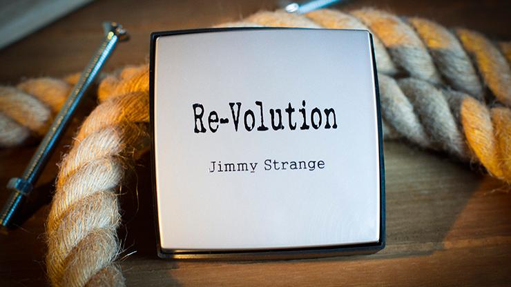 Re-Volutionby Jimmy Strange