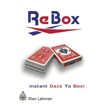 Re Box by Rian Lehman