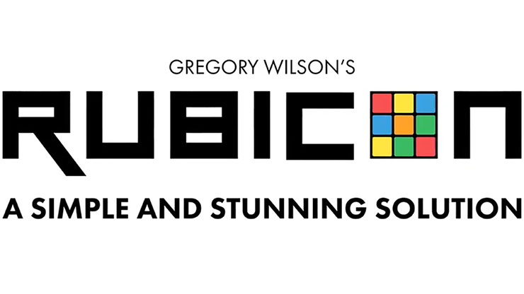 Rubicon (Gimmick and Online Instructions) by Greg Wilson