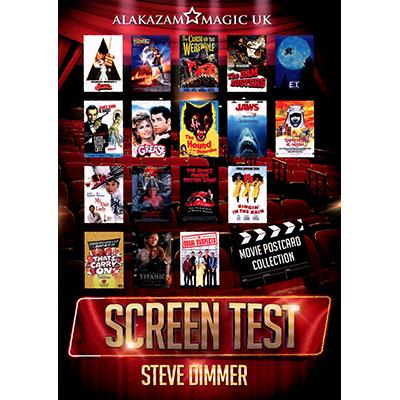 Screen Test by Steve Dimmer