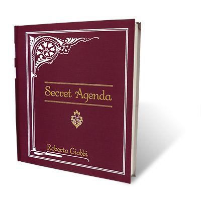 Secret Agenda by Roberto Giobbi and Hermetic Press