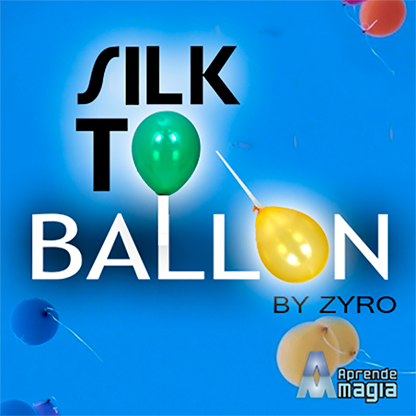 Silk to Balloon by Zyro and Aprendemagia