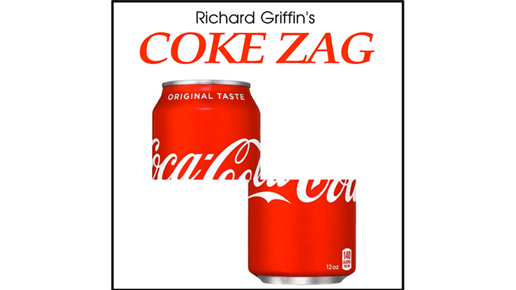 COKE ZAG by Richard Griffin