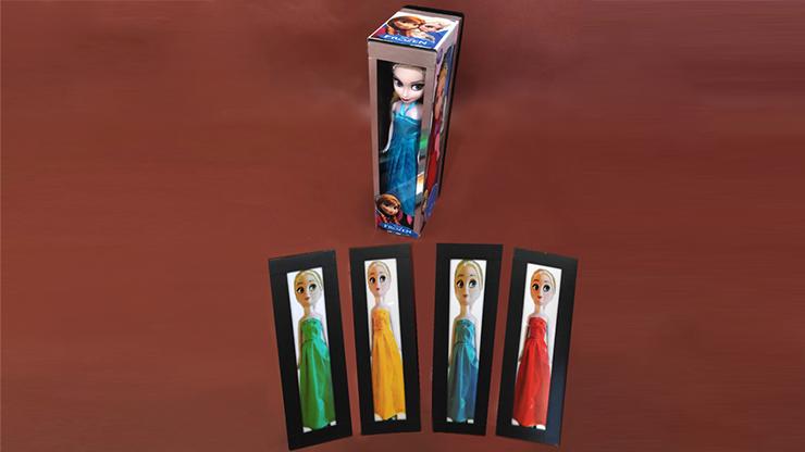 Mental Doll by Tora Magic