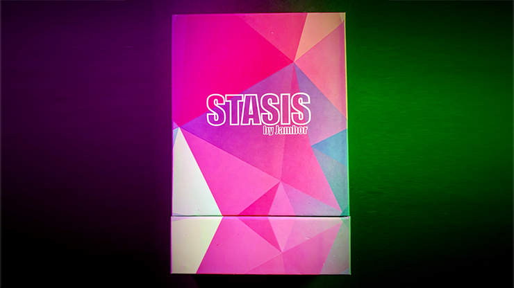 Stasis (Gimmicks and Online Instructions) by Jambor