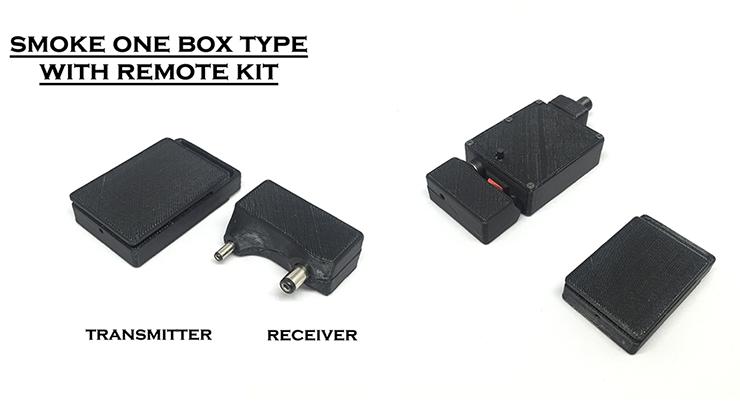 Smoke One Remote Kit by Lukas