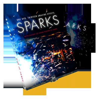 Sparks by JC James - DVD