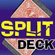 Das geteilte Kartenspiel (Split Deck) Jumbo