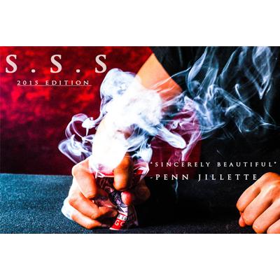 SSS (2015 Edition) by Shin Lim