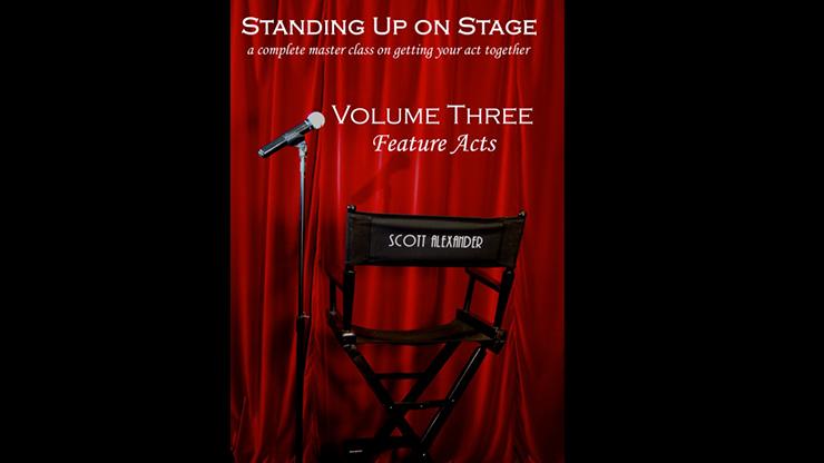 Standing Up on Stage by Scott Alexander  Volume 3