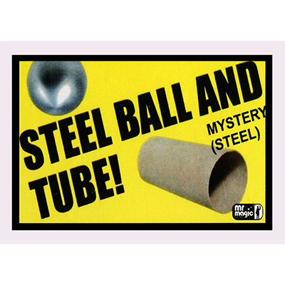 Steel Ball & Tube
