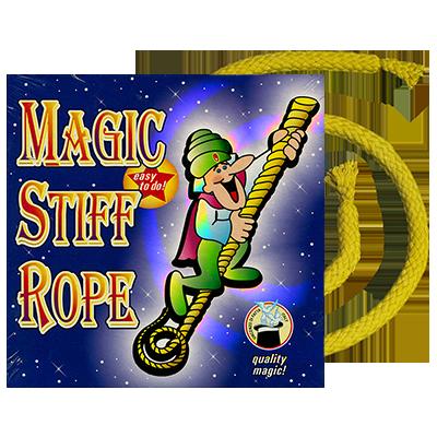 Indisches Seil gelb (Stiff Rope)