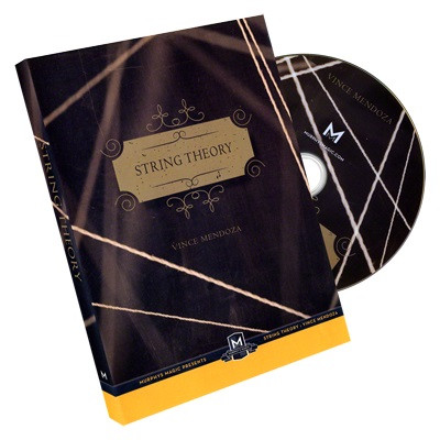 String Theory (DVD and Gimmick) by Vince Mendoza