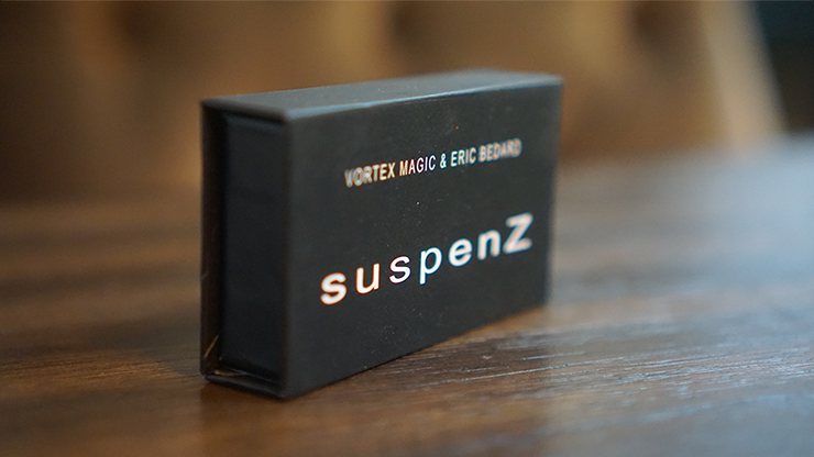 Suspenz (Gimmicks and Online Instructions) by Eric Bedard and Vortex Magic Trick