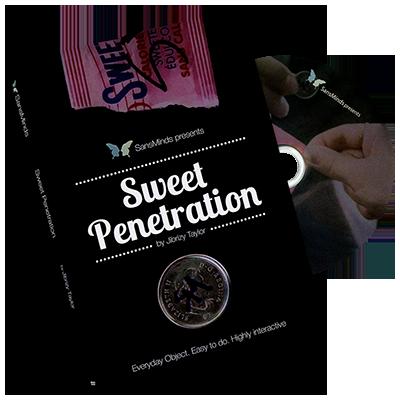 Sweet Penetration by Jibrizy Taylor - DVD