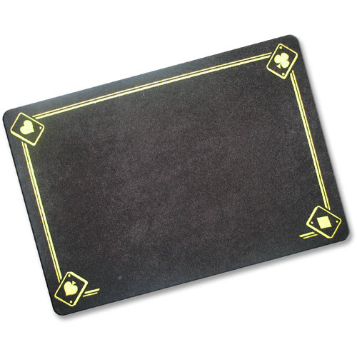 VDF Close Up Pad with Aces - Professional size Schwarz 58x40