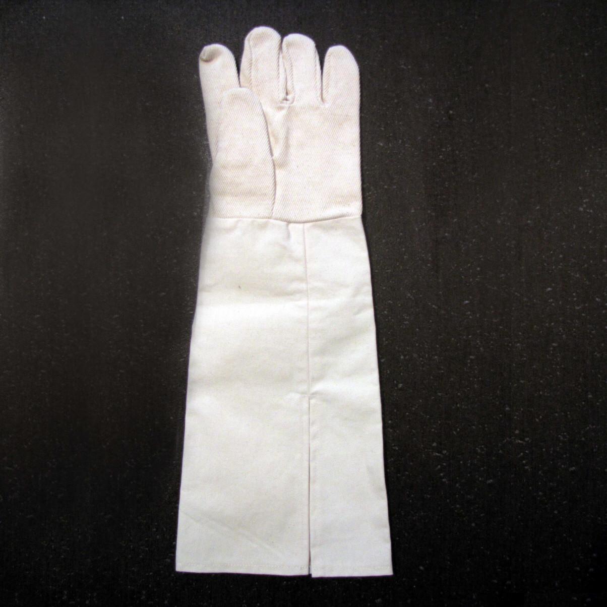 Einzelhandschuh ohne Loch (rechte Hand)