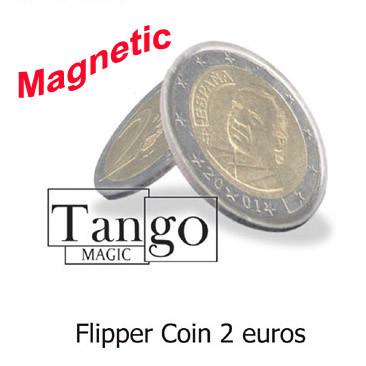Flipper Coin 2 Euro (magnetisch)
