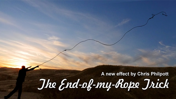 The End of My Rope by Chris Philpott