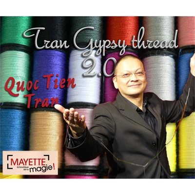 The Gypsy Thread by Quoc-Tien Tran - DVD