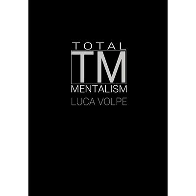 Total Mentalism by Luca Volpe - Book