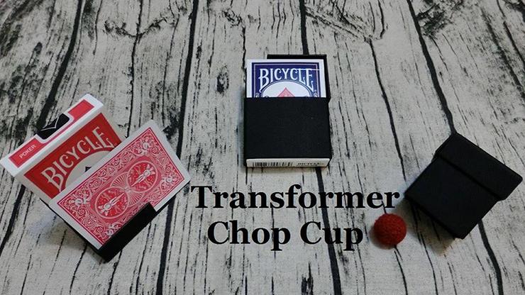 Transformer Chop Cup by Sean Yang