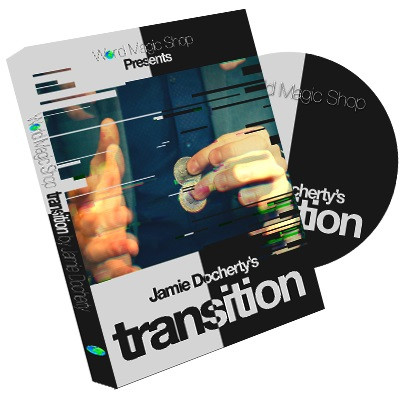 Transition (DVD and Gimmick) by Jamie Docherty and World Magic Shop
