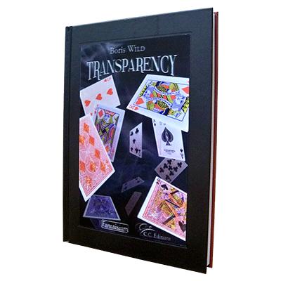 Transparency, The Boris Wild Marked Deck Book by Boris Wild