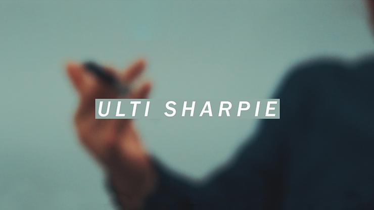 Ulti Sharpie by Zamm Wong & Magic Action