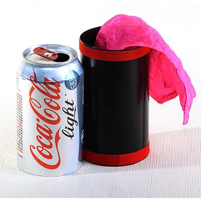 Vanishing Diet Coke Can by Bazar de Magia - verschwindende Cola