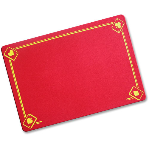 VDF Close Up Pad with Aces - Professional size Rot  58x40
