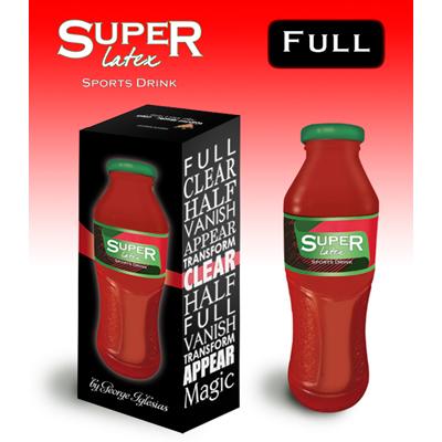 Super Latex Sports Drink (Voll) by Twister Magic