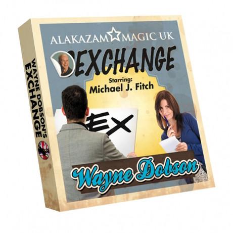 Waynes Exchange by Wayne Dobson