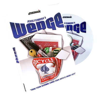 Wedge (DVD and Gimmick) by Jesse Feinberg