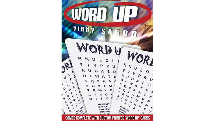 Word Up by Vinny Sagoo