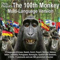 100th Monkey Multi-Language by Chris Philpott