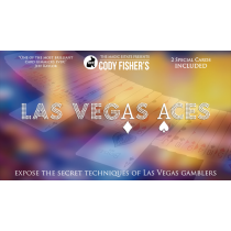 Vegas Aces (DVD & Gimmicks) by Cody Fisher