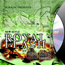 Royal Flash by Mark Mason  -DVD