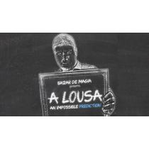 A Lousa (Gimmicks and Online Instructions) by Alejandro Muniz