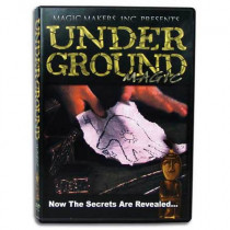 Underground Magic DVD