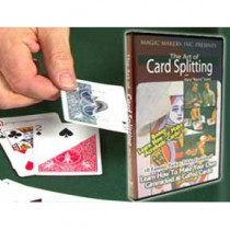 "The Art of Card Splitting - Marty ""Martini"" Grams (DVD)"