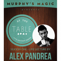 At the Table Live Lecture - Alex Pandrea - video DOWNLOAD