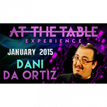 At the Table Live Lecture - Dani da Ortiz 01/28/2015 - video DOWNLOAD