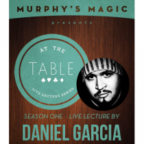 At the Table Live Lecture - Danny Garcia - video DOWNLOAD